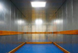 התקנה של מעלית שבת בבניין