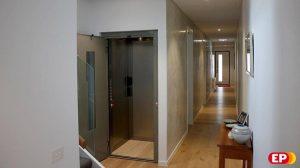תקן בטיחות אש במעליות